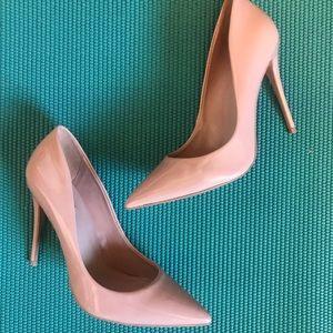 Aldo Stessy light petal pink stiletto heel